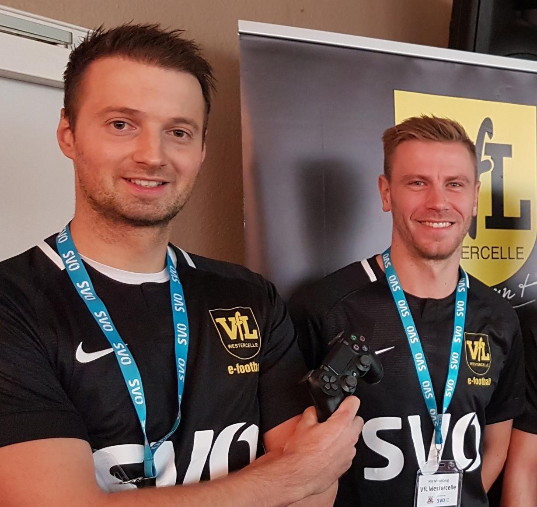 Jens Ebinger & Nils Wittenberg