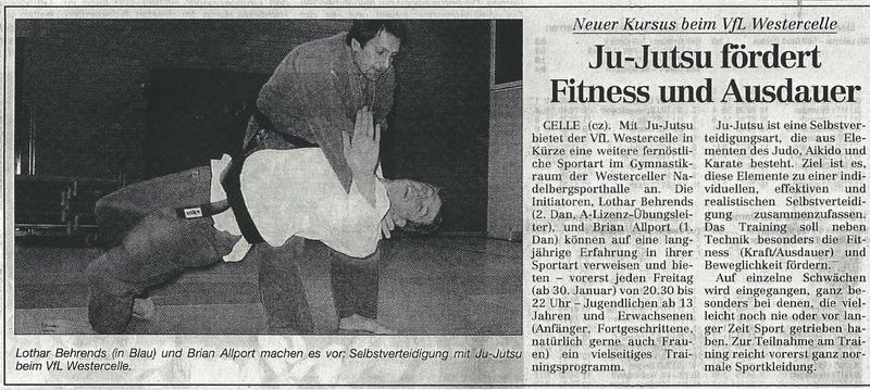 erschien am 29.01.2004 im Celler Kurier